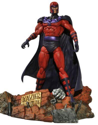 Figure X Xmen Magneto Marvel marvel select magneto