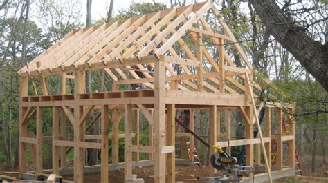 Post And Beam Garage Plans by Post And Beam Garage Plans Lowes Shed Kits