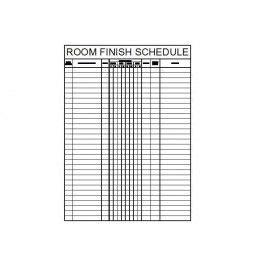 Best 25 Schedule Templates Ideas On Pinterest Cleaning Schedule Templates Weekly Cleaning Room Finish Schedule Template Excel