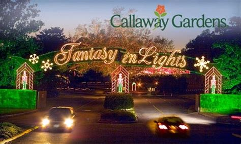 In Lights Callaway Gardens by Up To 52 In Lights Tickets Callaway Gardens Atlanta Groupon