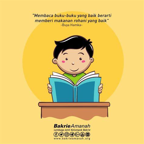 mari membaca buku bakrieamanah membaca buku buku membaca