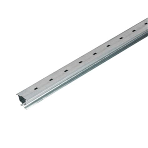 Metal Ceiling Track shop armstrong easy up track 8 ft metal ceiling grid