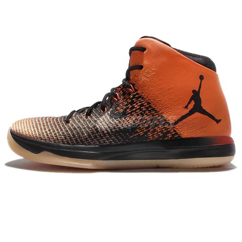 Nike Air Xxxi Black Starfish nike air xxxi 31 shattered backboard black orange mens aj31 845037 021 ebay