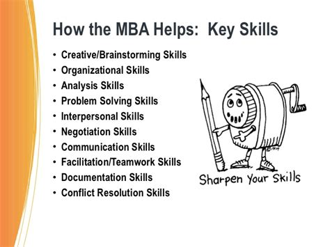 How An Mba Increases The Soft Skills That Matter Most by Project Management How The Mba Can Help You Succeed