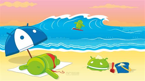 wallpaper for android beach beach android foundry