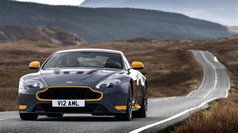 Aston Martin Vantage Manual Transmission by 2017 Aston Martin V12 Vantage S Comes With Manual