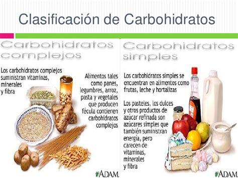 carbohidratos  subir de peso como subir de peso sanamente