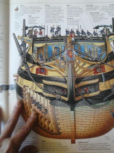 un barco de guerra del siglo xviii el asombroso libro del interior de un barco de comprar