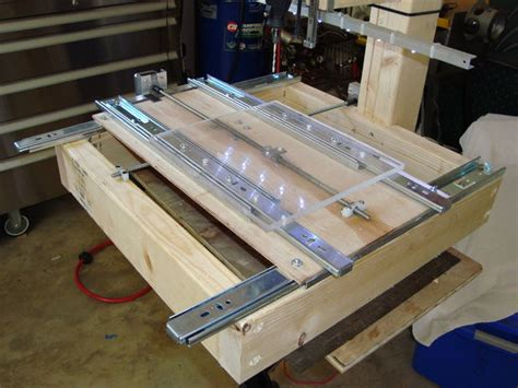 building a drawer slide cnc machine for 200 all
