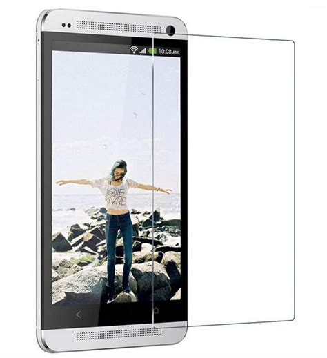 Mak Tempered Glass 2 5d Htc One M7 ultrathin 9h 2 5d premium tempered glass screen