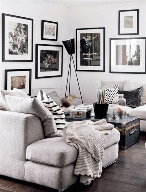 black and room 48 black and white living room ideas decoholic
