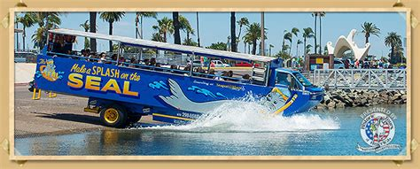 san diego duck boat tours san diego tours san diego attractions by historic tours
