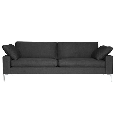 nova couch nova 3 seater sofa by wendelbo clickon furniture