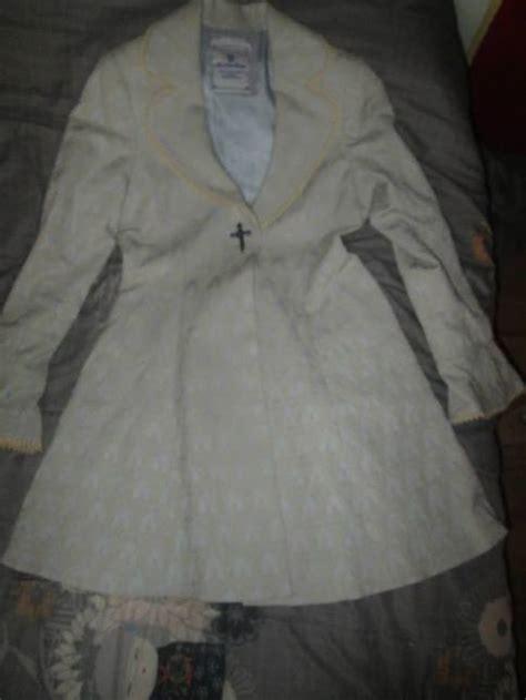 rare ivory coat moi meme moitie coats lace market