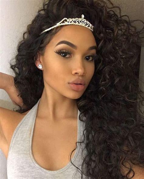 ebony hair cheyenne instagram pinterest kinglarr22 instagram lauragarciaxo lindas