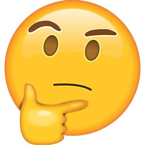 imagenes de emoji png thinking emoji icon png free download maite pinterest