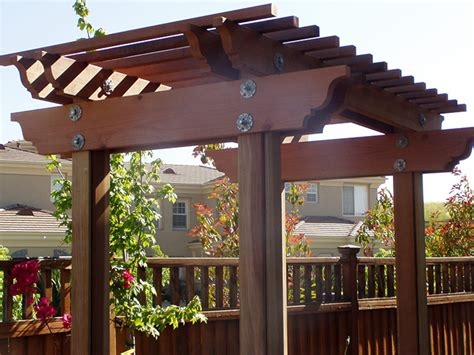 trellis inc decks trelllises pergolas at kavin fence company inc