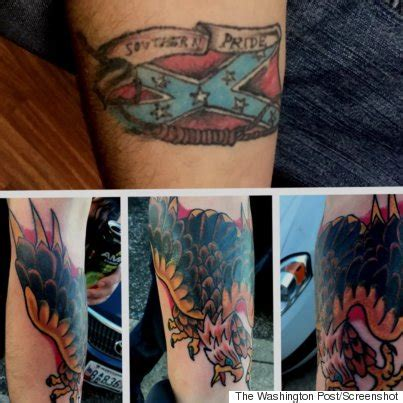 racist tattoos southside baltimore parlour covers up