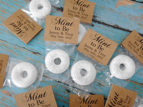 Wedding Favors Mints by Mint To Be Wedding Lifesaver Favors Mint Wedding Favors