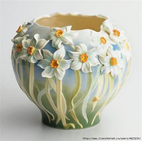 Flower Bowl Vases by Best 25 Flower Vases Ideas On Diy Flower Vase