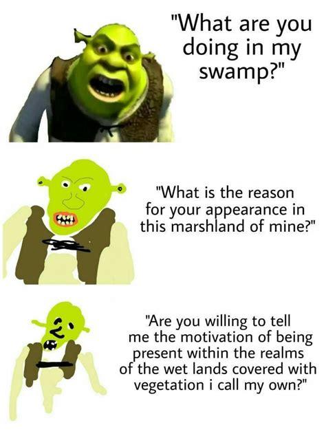 Cowbelly Memes - mah swamp increasingly verbose memes know your meme