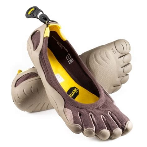 anyone tried the vibram five fingers shoes talk tennis