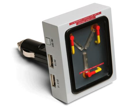 flux capacitor best buy back to the future flux capacitor usb car charger awesome sh t you can buy