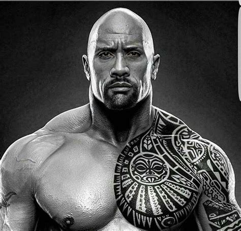 tattoo dwayne the rock johnson dwayne johnson aka the rock pictures to pin on pinterest