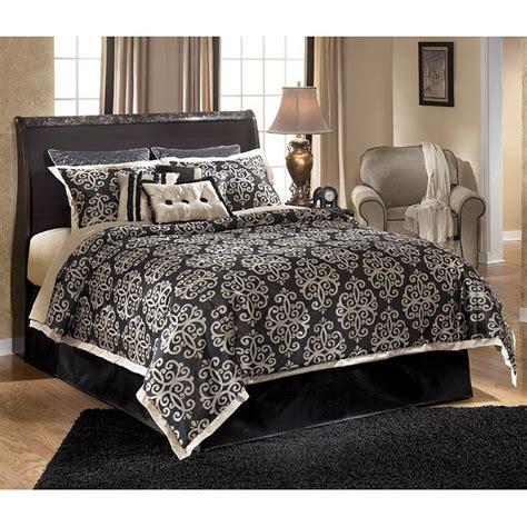 esmarelda sleigh bed headboard only signature design by