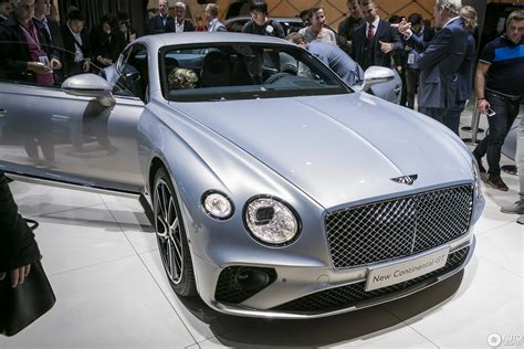 bentley continental 2017 iaa 2017 bentley continental gt