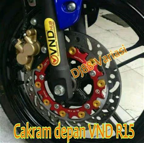 Piringan Disc Cakram Depan Vnd Yamaha Nmax Aerox dj88 variasi toko aksesories terlengkap dan terpercaya se