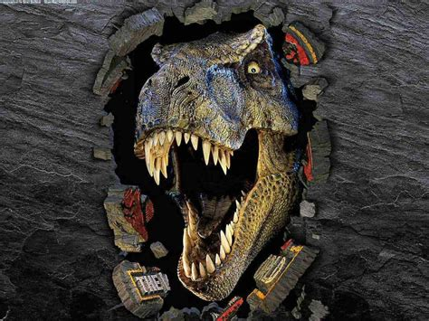 imagenes 3d jps wallpapers tyrannosaurus rex wallpaper cave
