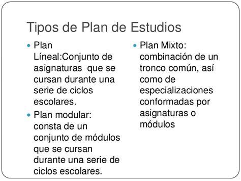 Definicion De Modelo Curricular Lineal selecci 243 n y elaboraci 243 n de un plan curricular