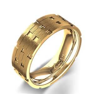 Wonderful Mens White Gold Wedding Rings #2: 409661_chain_link_mens_wedding_ring_angle.jpg