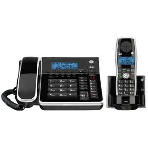 Ge 28871fe2 Dect 6 0 Corded Cordless Expandable Phone User