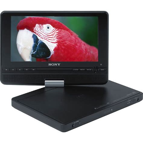Pal Format Dvd Player | sony dvp fx850e portable 8 quot pal dvd player dvp fx850e b h