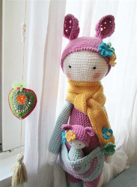 Amigurumi Lalylala the kangaroo made by kokelikotage crochet pattern by lalylala lalylala amigurumi