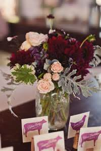 wine colored flowers 1000 ideas about burgundy floral centerpieces on