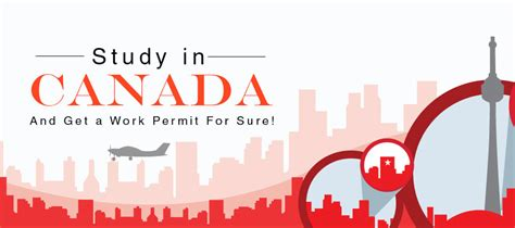 In Canada by Study In Canada And Get Work Permit For Sure