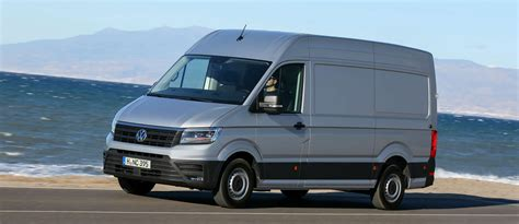 volkswagen books volkswagen opens order books for all new crafter panel