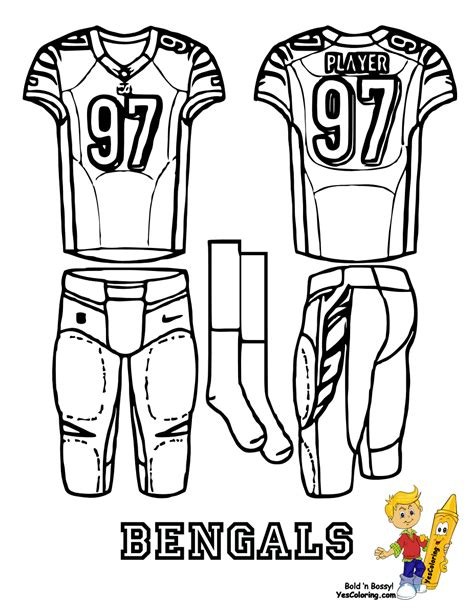nfl jersey coloring pages nfl jerseys shop 70s clothing