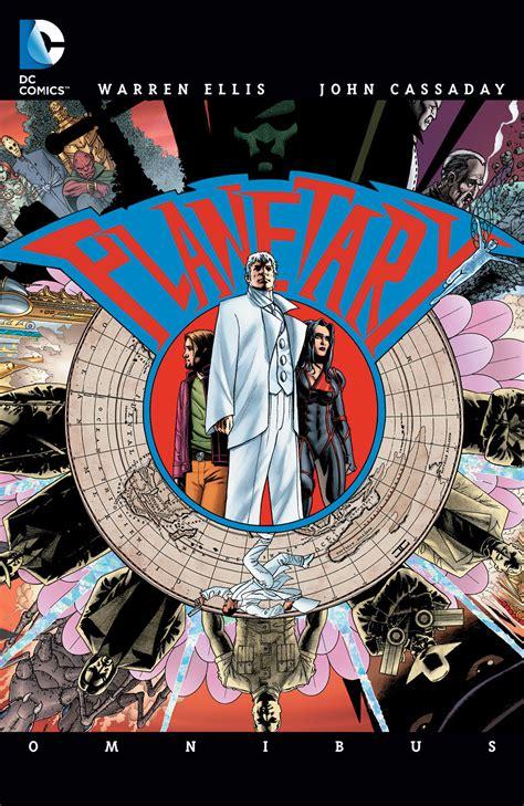 the planetary omnibus dc comics lan 231 ar 225 encadernado com todas as edi 231 245 es de planetary em janeiro de 2014 universo hq