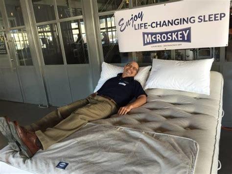 Mccroskey Mattress by Free Breakfast In Bed Sf Funcheap