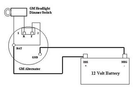 gm headlight switch wiring schematics headlight