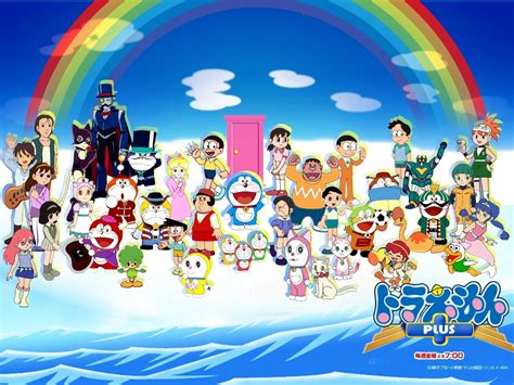 wallpaper anime doraemon doraemon wallpaper and background 1280x960 id 503547