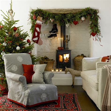 christmas living room decorating tips