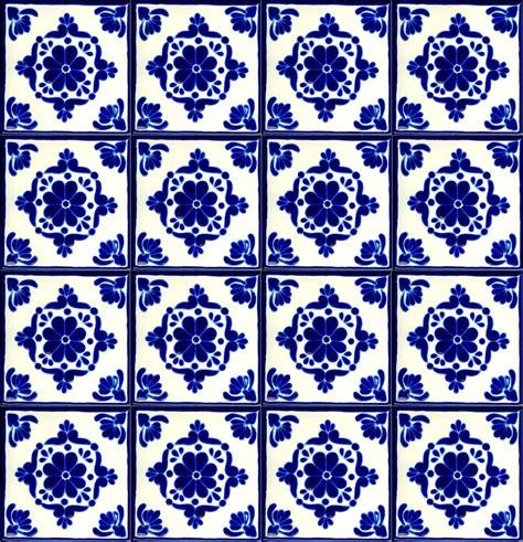 tiles blue on white ceramic tiles