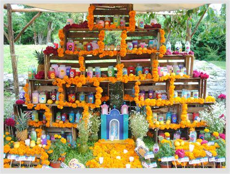 imagenes de como decorar un altar de muertos 5 costumbres mexicanas para celebrar el d 237 a de muertos