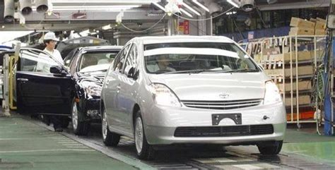 Toyota New Plant In India Toyota To Build New Plants In India And China