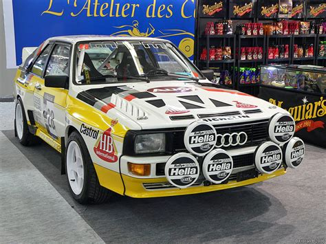Audi Rally Quattro by Audi Quattro Sport Rally Images